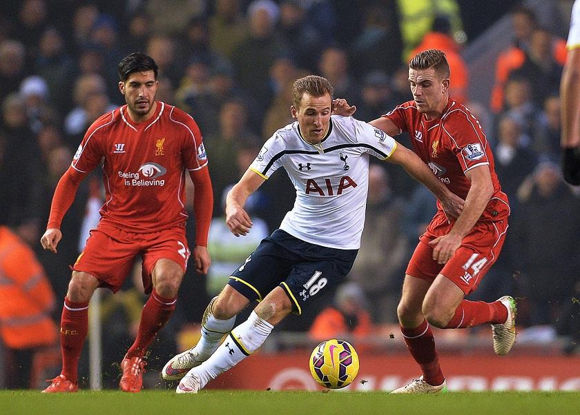 Liverpool FC vs Tottenham Hotspur FC