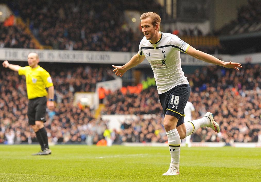 Soccer - Barclays Premier League - Tottenham Hotspur v Leicester City - White Hart Lane