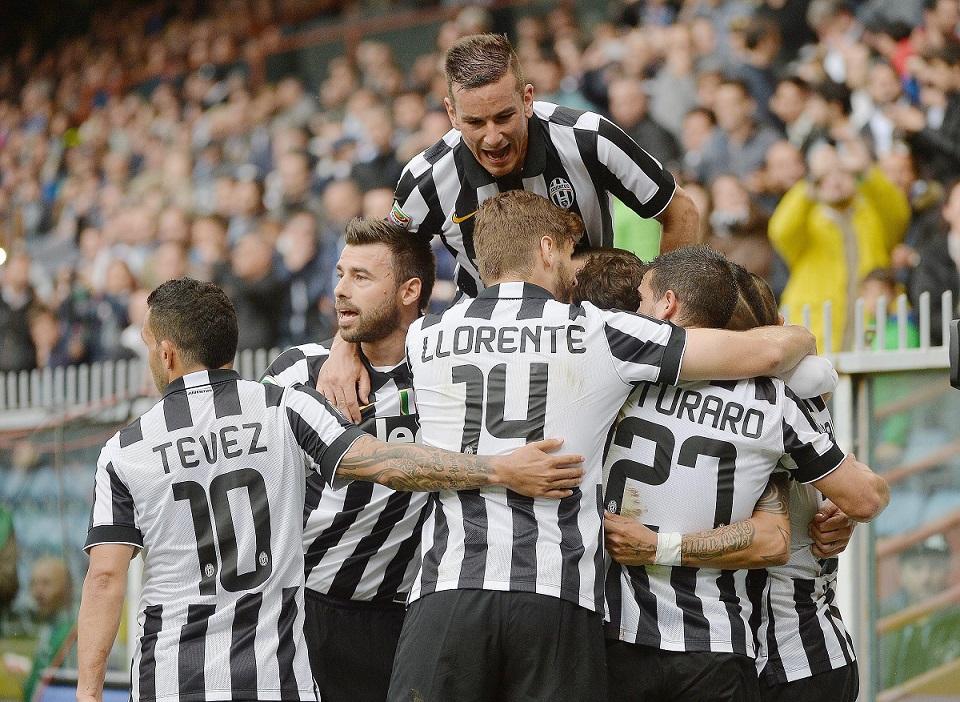 Sampdoria vs Juventus